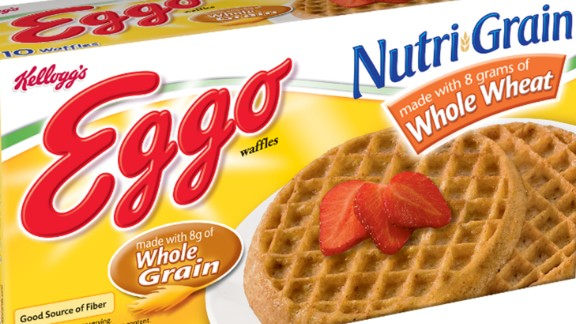 About 10,000 cases of Whole Wheat Waffles are recalled.