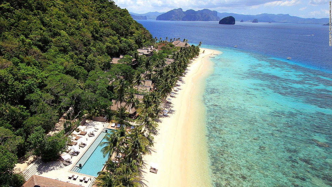 21 of the world's most beautiful beachfront hotels