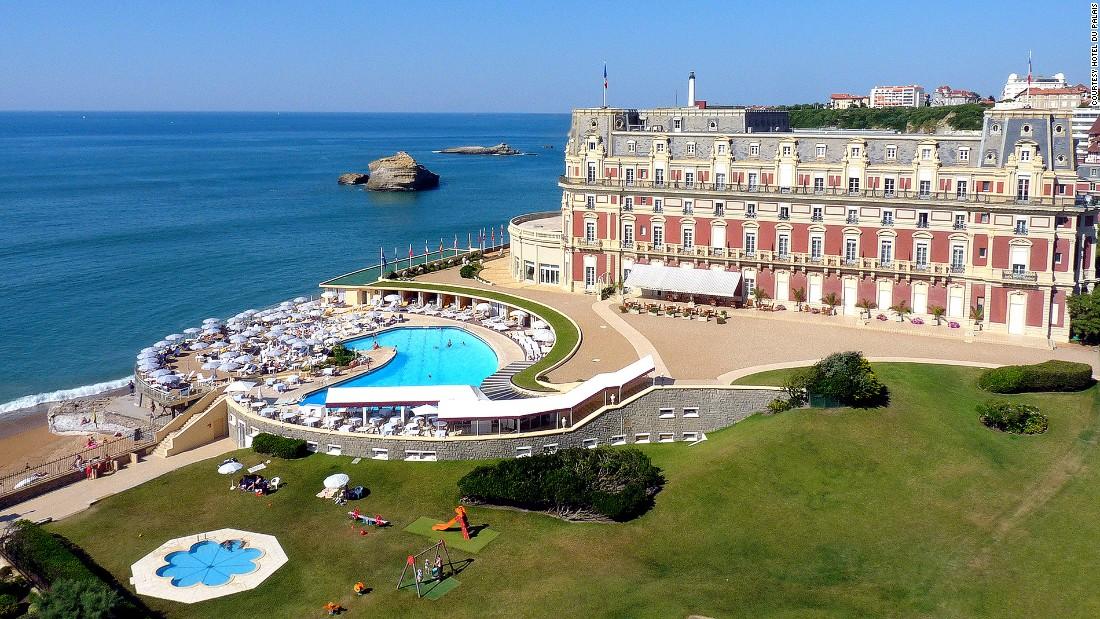 The Worlds Most Beautiful Beachfront Hotels