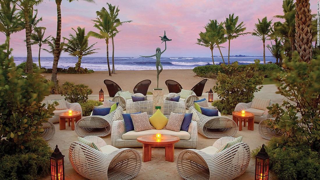 21 Beautiful Beachfront Hotels Around