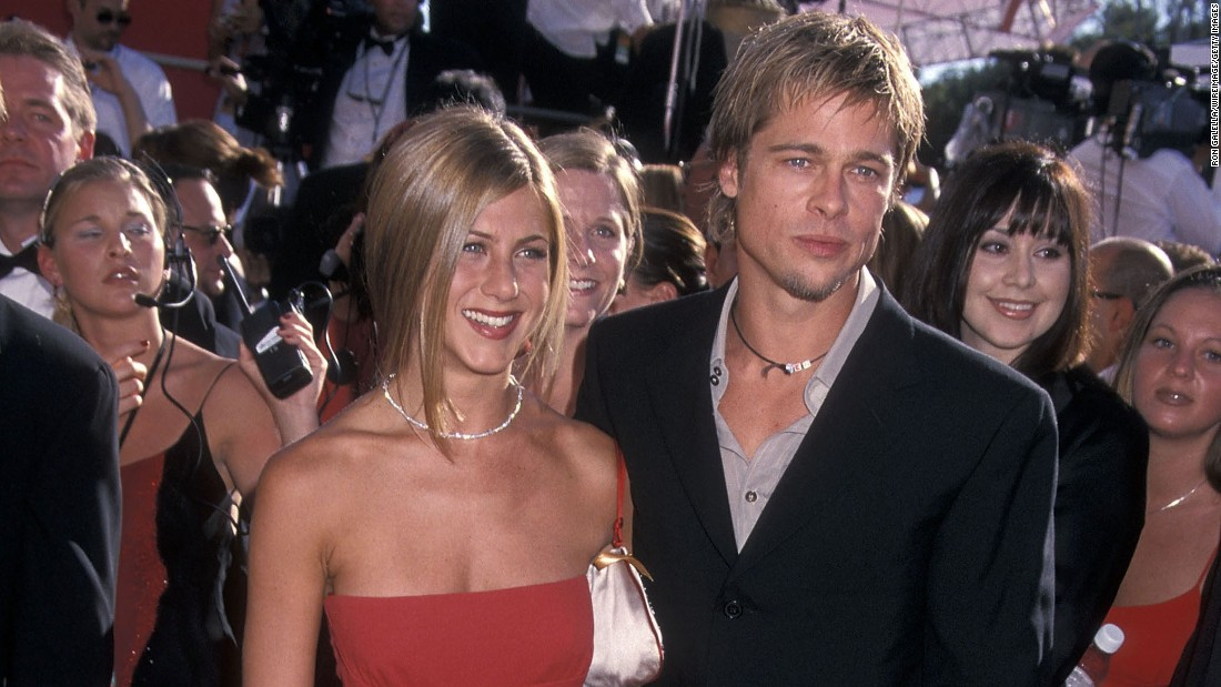 Jennifer Aniston and Brad Pitt called it quits in 2005, but fans can't help but hold out hope for a reunion in 2018 after the actress announced her separation from Justin Theroux.