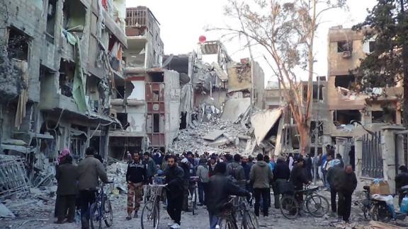 Aeham was driven to try and help the people of Yarmouk forget the traumatic situation they were in.