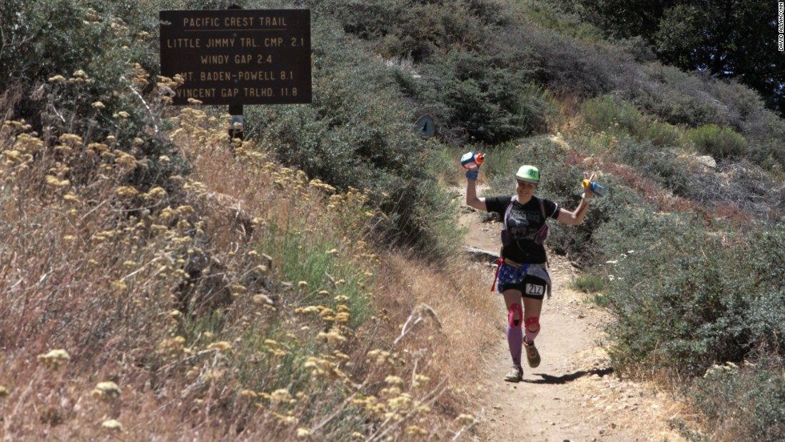 AC100 has a minimal, beginner-friendly qualification of a single 50-mile run, plus eight hours of trail maintenance to keep the route clean of trash and debris.