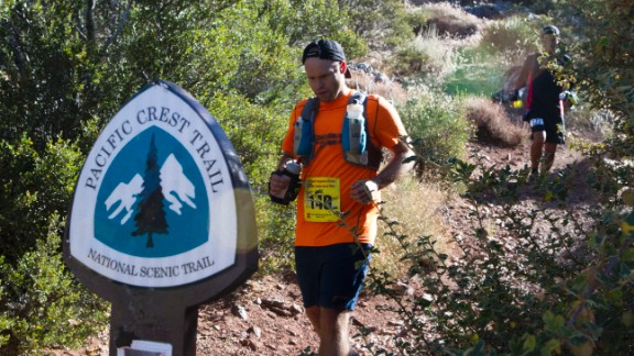 For the 180 or so ultrarunners in the AC100, the appeal is the personal challenge of a long-distance race, plus awe-inducing nature.