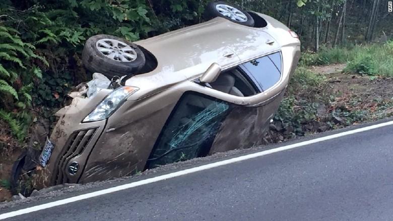 Image result for wreck car
