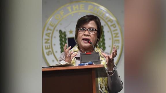 Philippines senator fear Lu Stout pkg_00005716.jpg