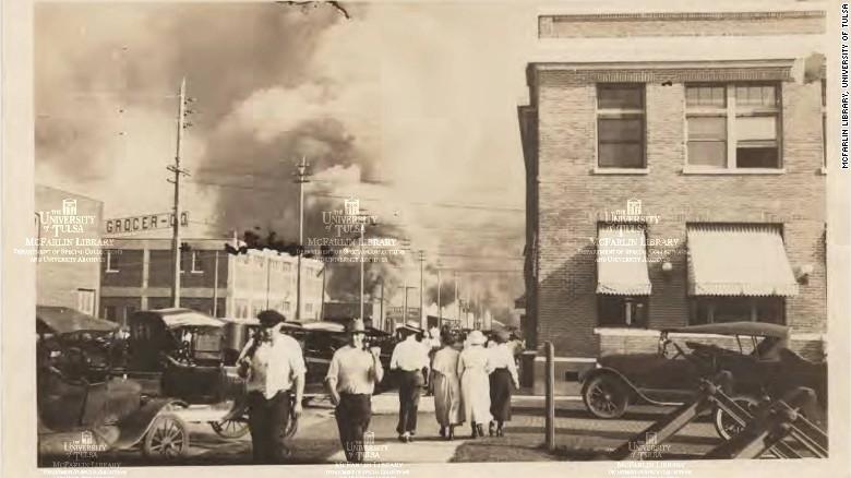 A century after the Tulsa race massacre, 'you still have a community that's struggling'