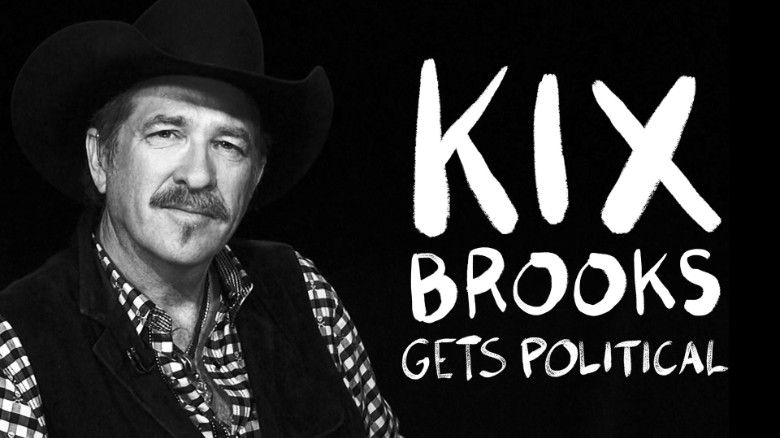 Brooks and Dunn's Kix Brooks: America has 'always been great'