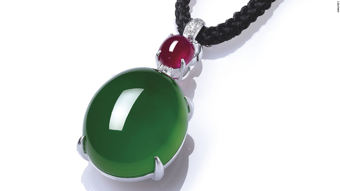oval trace in green web jade pendant laura gold jewelry grande rose products mini necklace
