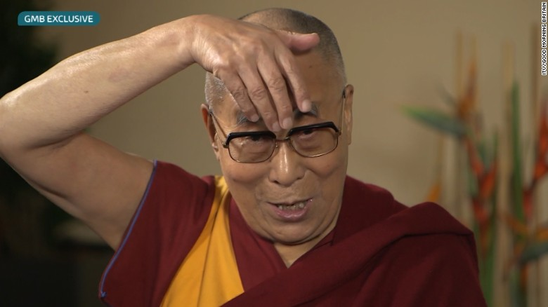 Dalai Lama Has No Worries About President Elect Donald Trump Cnnpolitics