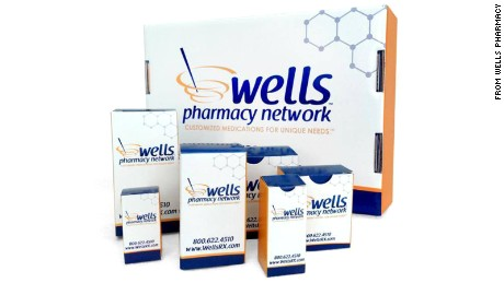 Wells Pharmacy Network is recalling 616 products.