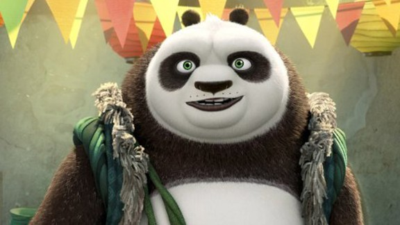 """""""Kung Fu Panda 3"""": Po and friends return to take on some epic threats in the third of this beloved animated film franchise. (Netflix)"""