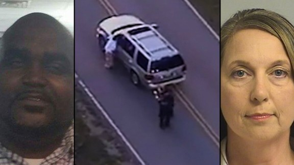 Terence Crutcher was shot and killed by police Officer Betty Shelby in an incident caught on camera.