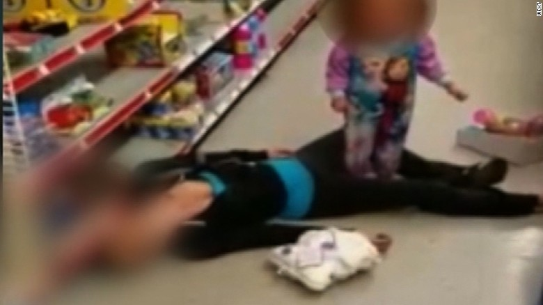31ccfdaf31e5 A mom apparently overdoses next to her child -- and why police want ...