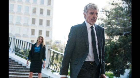"""Amazon is premiering an original series,""""Goliath."""" Billy Bob Thornton stars as a disgraced lawyer who may find redemption via a new case."""
