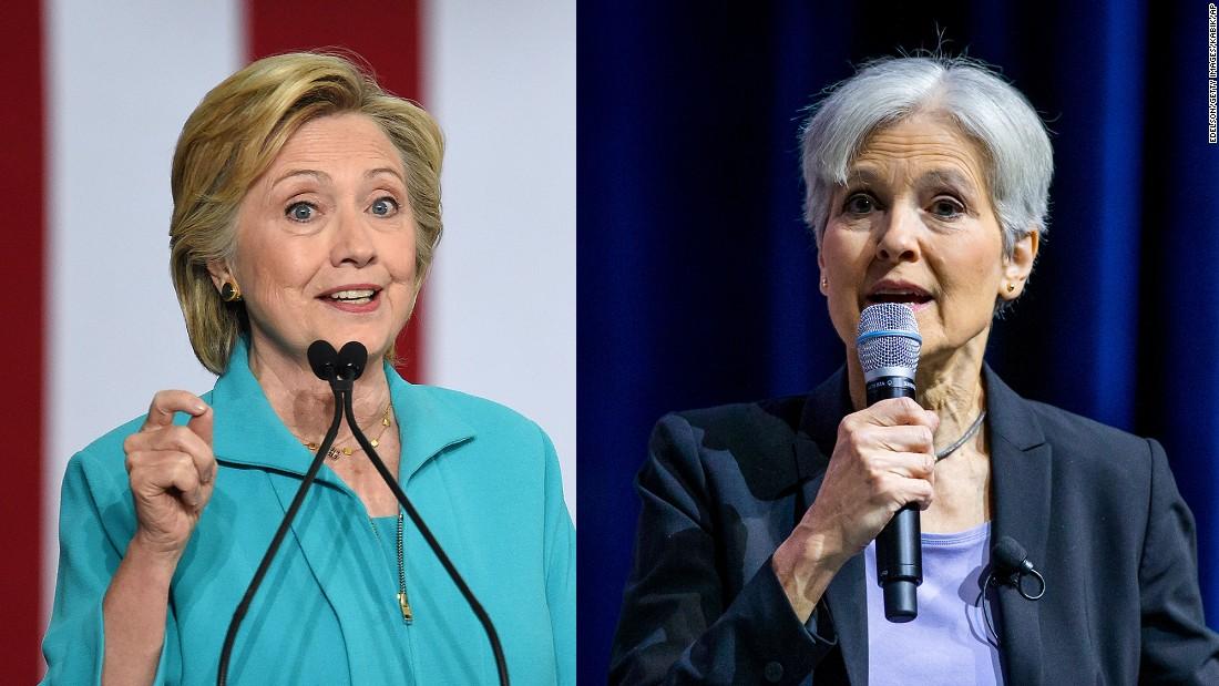 'I am not a Russian spy': Jill Stein slams Clinton's accusations