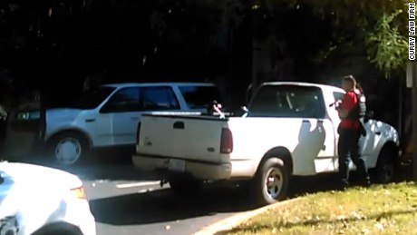 First video of Keith Lamont Scott shooting incident