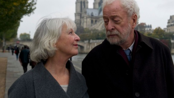 """""""Last Love"""": Two-time Oscar-winner Michael Caine stars with Clémence Poésy about a widowed professor living alone in Paris who meets a free-spirited dance instructor. (Acorn TV)"""