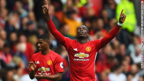 Will Paul Pogba ever justify his price tag? Have your say by tweeting @CNNSport.