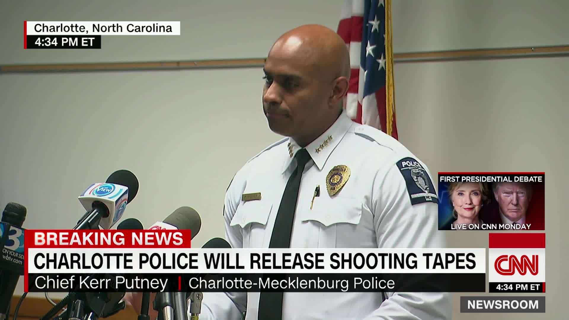 Charlotte police to release shooting videos - CNN Video