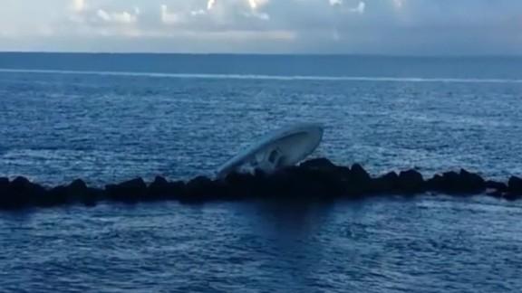 cnnee vo jose fernandez bote accidentado video ig marktheshark_00002123.jpg