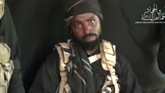 A Boko Haram  video shows embattled leader Abubakar Shekau