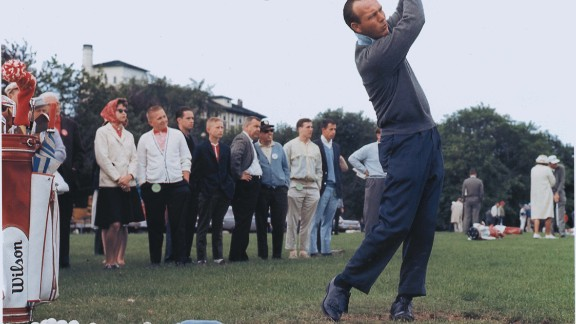 Golfing legend Arnold Palmer, who helped turn the sport from a country club pursuit to one that became accessible to the masses, died September 25 at the age of 87, according to the U.S. Golf Association.
