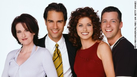 """Will & Grace"" premiere in 1998 and went on to run for eight seasons. The show returns to NBC this fall."