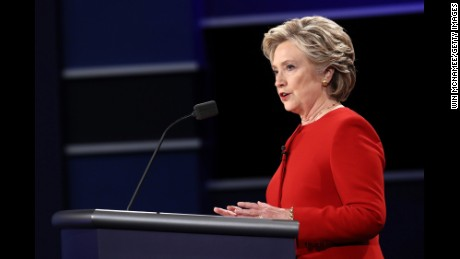 Clinton slams 'trumped up, trickle down' economics