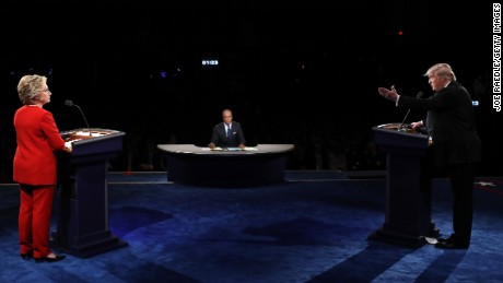 Clinton, Trump clash in first debate: CNN's Reality Check Team vets the claims
