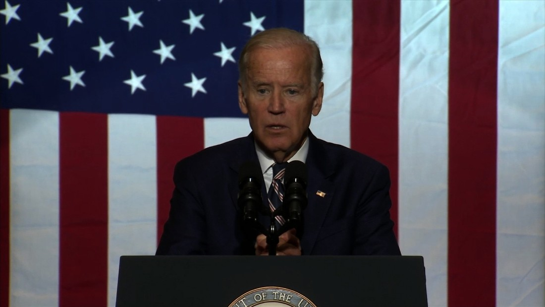 Sotu >> Biden talking with universities about new gig - CNN Video
