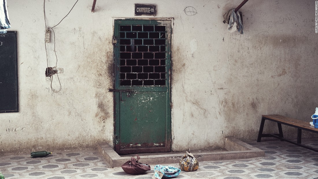 There is a tendency to take a punitive approach to incarceration within Senegal, notes project manager Hawa Ba. it is hoped the project will offer a different approach.