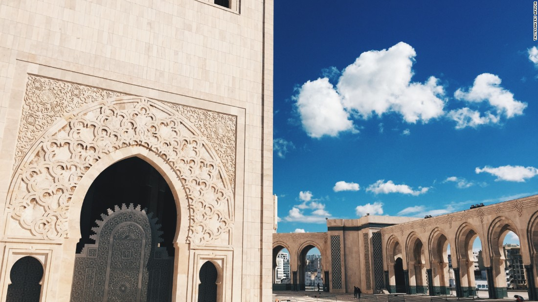 Travel Hack: If you're coming from the US/Europe Royal Air Maroc offers a layover in Casablanca as you head to many countries in West or Southern Africa. Some layovers are as long as 15 hours. This is a positive - Uber operates in Casablanca and can get you to the spectacular Grand Hassan Mosque in 20 minutes. Pimp your layover, grab some snaps, and thank us later!
