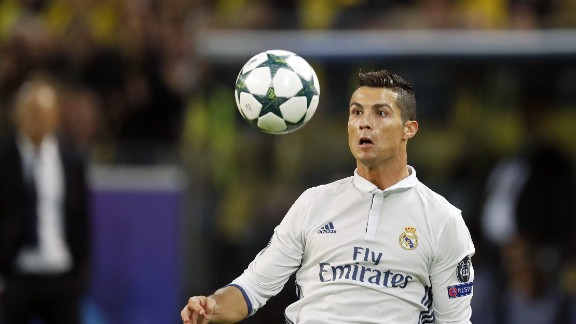 Cristiano Ronaldo endured a frustrating night as his Real Madrid side was held to a 2-2 draw by Borussia Dortmund in the Champions League.