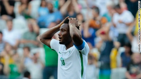 Nigeria Football Federation says it cannot afford to attend World Cup qualifier