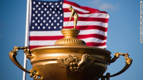 14 (and a half) things to know about the Ryder Cup