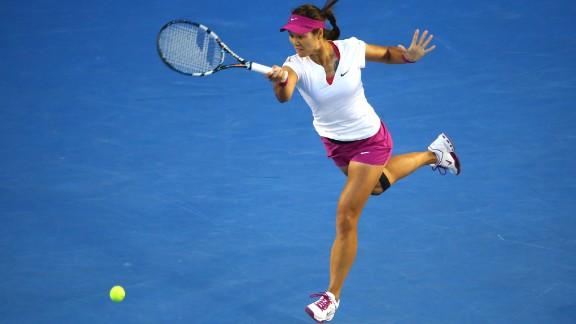 National treasure Li Na retired from tennis in 2014