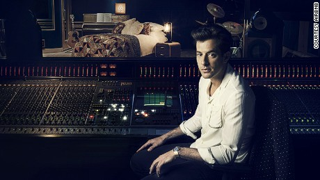 Airbnb competition to win a night at Abbey Road Studios with Mark Ronson.