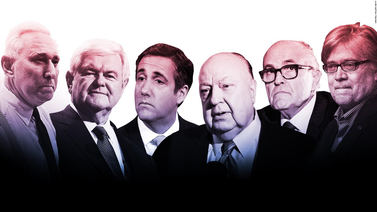 Donald Trumps Boys Club Cnnpolitics