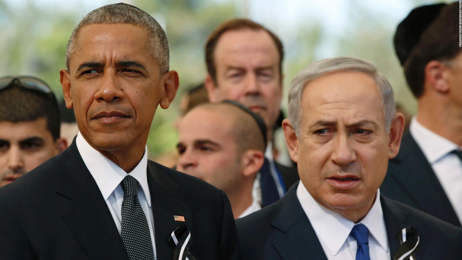 Usa vadjar till israel