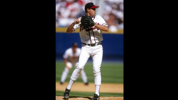 On September 30, 1997, in the first postseason game at The Ted, Greg Maddux, now in the National Baseball Hall of Fame, pitched a complete game, defeating the Houston Astros 2-1 in the National League Division Series.