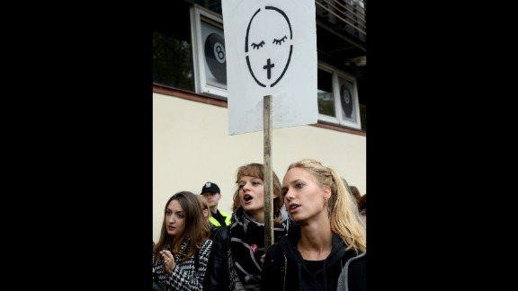 The Catholic Church has influenced Poland, which has some of the strictest laws on abortion in the world.