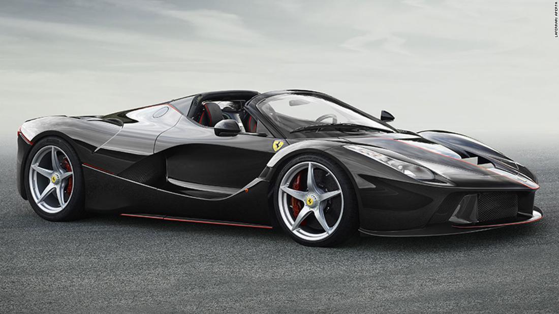 New Design Museum Exhibition Showcases 70 Years Of Ferrari Cnn Style