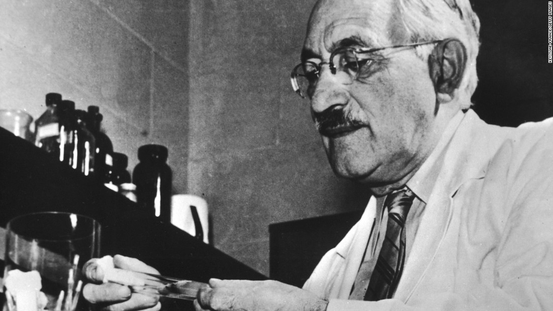 "Selman Abraham Waksman is credited for developing streptomycin, the first antibiotic to treat tuberculosis. Waksman's sole credit is contentious, however, because Albert Schatz, one of Waksman's graduate students at Rutgers University, was considered <a href=""https://www.acs.org/content/acs/en/education/whatischemistry/landmarks/selmanwaksman.html"" target=""_blank"">a co-discoverer of the drug</a>."