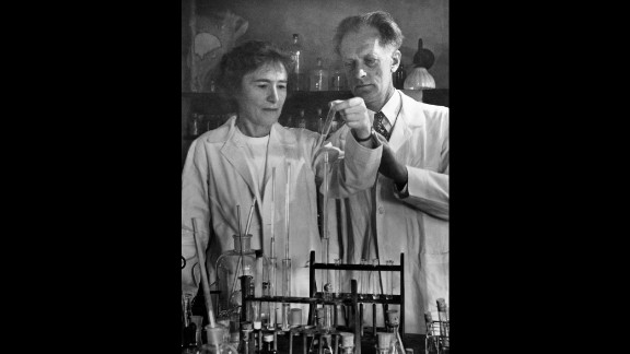 Gerty Cori, the first woman to receive a Nobel Prize in this category, along with her husband, Carl, were the first to discover the cycle that muscle cells use to make and store energy.