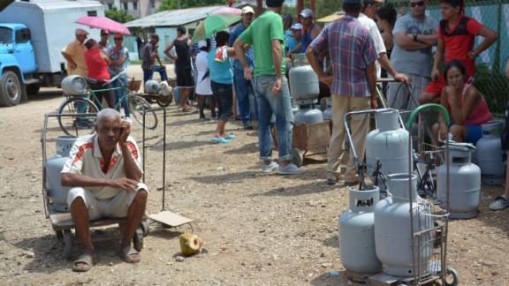 Residents of Cuba
