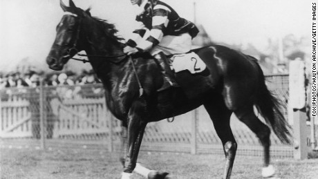 "Phar Lap, known as ""Big Red,"" won the Melbourne Cup in 1930."
