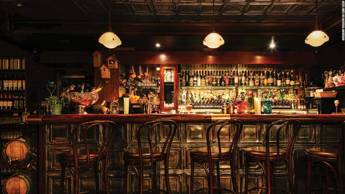 The 50 Best Bars Around The World In 2016 | CNN Travel