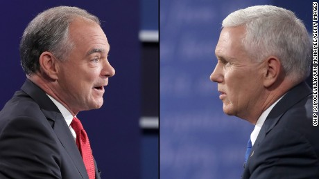 Debate coach: Defending Trump? Too much for Pence
