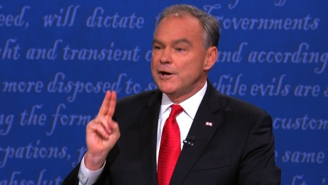 Kaine on 'deplorables:' Clinton apologized